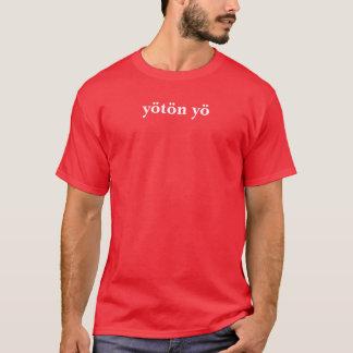 T-shirt de yö de yötön (Sun de minuit)