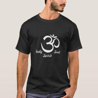 T-shirt de yoga de symbole d'Aum