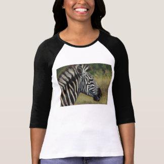 T-shirt de zèbre