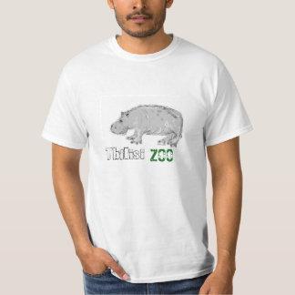 T-shirt de ZOO de Tbilisi