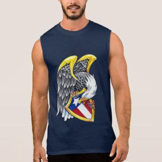 T-shirt d'Eagle d'Américain