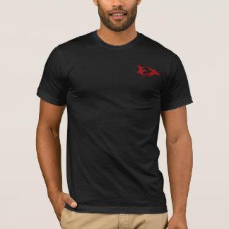 T-shirt d'Eagle de sang
