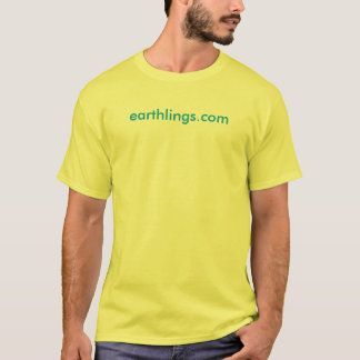 T-shirt d'Earthlings.com