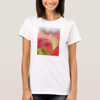 T-shirt débarrassez le stigmate vers la maladie mentale.