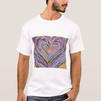 T-shirt Début : Coeur