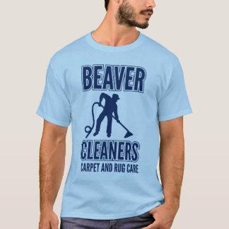 T-shirt Décapants de castor