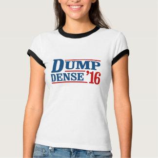 T-shirt Décharge 2016 dense -- Anti-Atout -