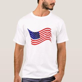 T-shirt Déchiré en lambeaux mais dur