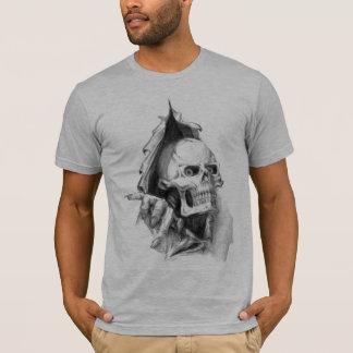 T-shirt déchirure de crâne