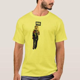 T-shirt d'ÉCHOUER de Gaddafi