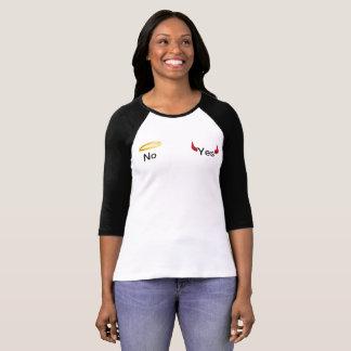 T-shirt Décision divine