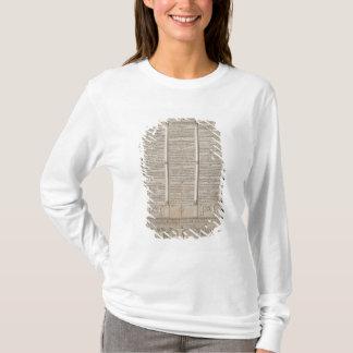 T-shirt Déclaration française des droites de l'homme