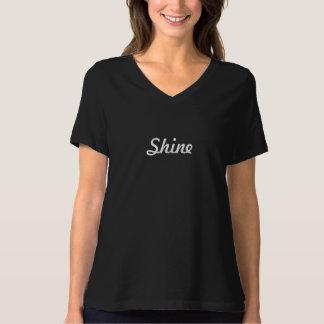 T-shirt d'éclat