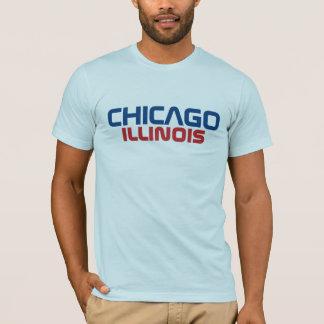 T-shirt Décollage de Chicago