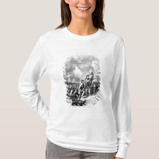 T-shirt Découverte de l'Amérique par John et SebastiAn