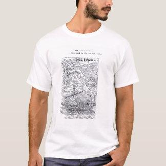T-shirt Découverte de San Domingo