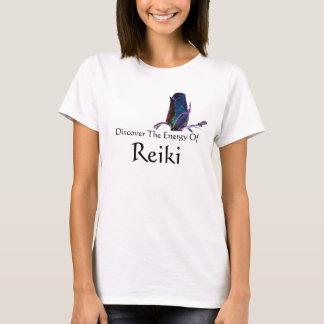 T-shirt Découvrez l'énergie de Reiki