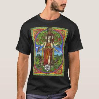 T-shirt Déesse de Hercate des routes croisées,