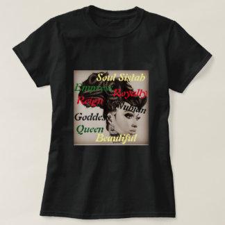 T-shirt Déesse de Nubian