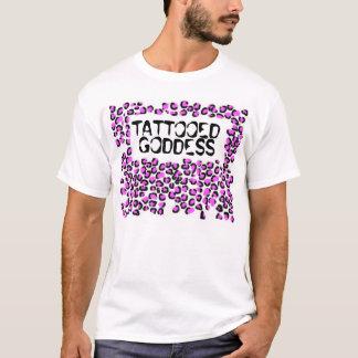 T-shirt déesse tatouée