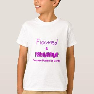 T-shirt Défectueux et fabuleux