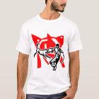 T-shirt defence 3 malinois