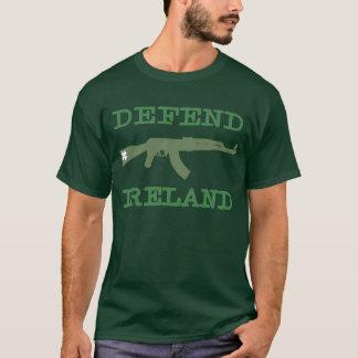 T-shirt Défendez la votre mère patrie