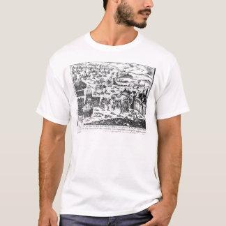 T-shirt Défenestration de Prague, 1618