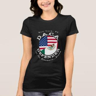 T-shirt Défenseur #2 New York (femmes) de DACA
