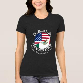 T-shirt Défenseur de DACA (avec de citation le dos dessus)
