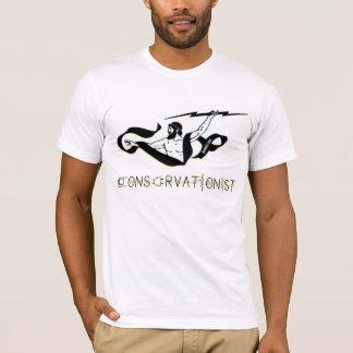 T-shirt Défenseur de l'environnement