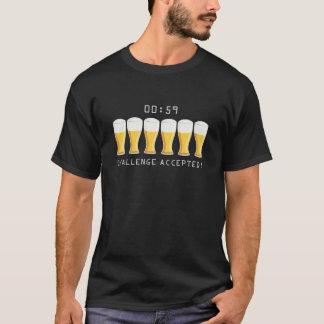 T-shirt Défi admis !