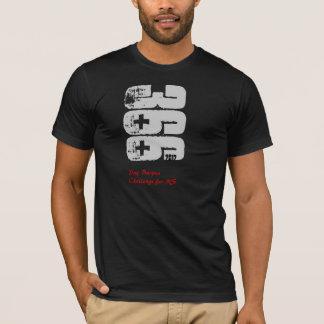 T-shirt défi de burpee de 366 jours