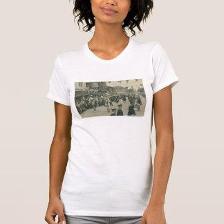 T-shirt Défilé de jours de frontière de Cheyenne