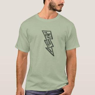 T-shirt Définissez l'énergie