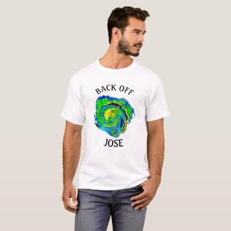T-shirt Dégagez la chemise de Jose d'ouragan