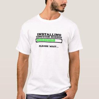 T-shirt degré de l'informatique