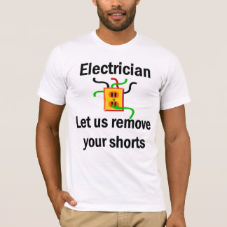 T-shirt d'électricien