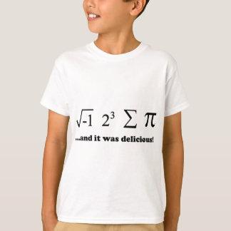 T-shirt Délicieux