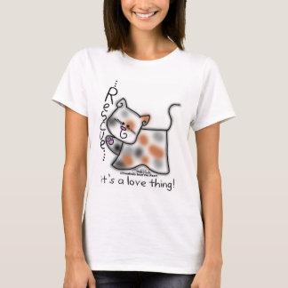 T-shirt DÉLIVRANCE de calicot… c'est une chose d'amour !