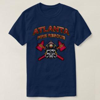 T-shirt Délivrance du feu d'Atlanta