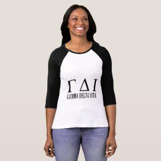 T-shirt Delta gamma iota