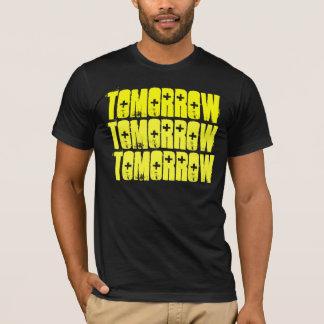 T-shirt demain la série de Shakespeare - Macbeth
