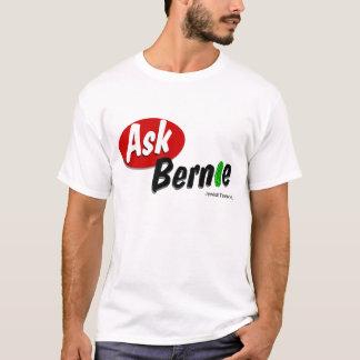 T-shirt Demandez la chemise de Bernie
