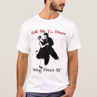 T-shirt Demandez-moi de danser