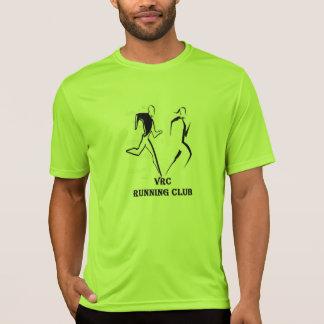 T-shirt Demi de chemise de VRC pour les hommes