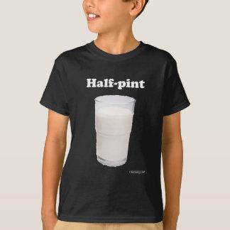 T-shirt Demi de chemise d'obscurité de pinte