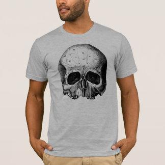 T-shirt demi de crâne