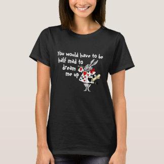 T-shirt Demi de fou