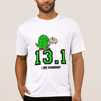 T-shirt Demi de marathon